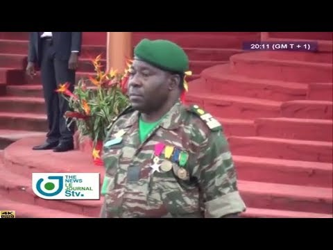 STV - THE 08:00 PM WEEKEND BILINGUAL NEWS - (21st M.I.B. : Colonel JOTSA APPOINTED) - 12 Mai 2018
