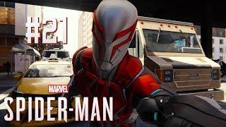 SPIDER-MAN #21 - CAPTURANDO OS PRISIONEIROS - (PS4) Dublado PT-BR