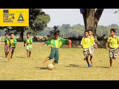 CRY | Soccer for Child Rights | Kolkata