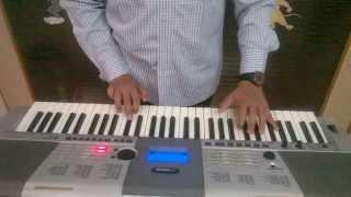 Pehla Nasha (Jo Jeeta Wohi Sikandar) on Keyboard by Rachit Anklesaria