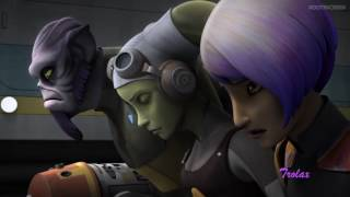 Ezra & Maul Combine the Holocrons [1080P] (SPOILERS) Star Wars Rebels