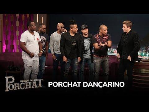 Porchat Aprende Coreografia Do Novo Hit Do Molejo
