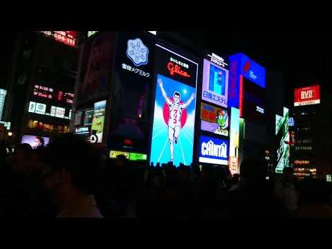 오사카 신사이바시 / Osaka Downtown