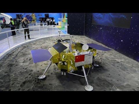China prepara novas missões à Lua e a Marte