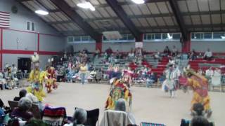 Young Nations Pow Wow 2009 NiMiiPuu Rez