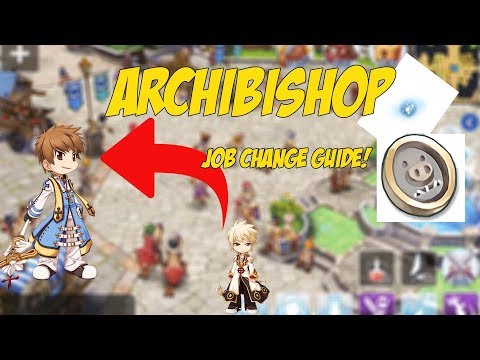 Archbishop Job Change Quest!