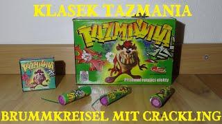 Klasek Tazmania - Brummkreisel mit Crackling [F1]