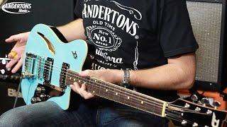 Duesenberg Guitar Overview!