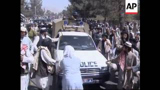 Thousands join pro-Taliban demo in Quetta