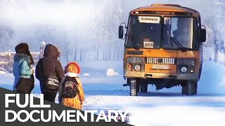 Most Dangerous Ways To School | OIMJAKON (Russia) | Free Documentary