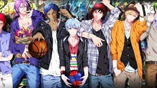 Баскетбол куроко клип(, 2015-07-06T19:57:55.000Z)