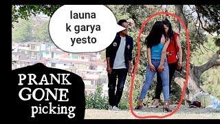 Nepali Prank-DARE CHALLENGE part 2 | GONE Picking Up Girls | BY NPM |Epic Reaction 2019/2075