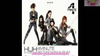 Download [MP3] 4Minute - *Bababa* [sub español][GKPOP] MP3 song and Music Video