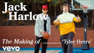 Jack Harlow - The Making of 'Tyler Herro' | Vevo Footnotes