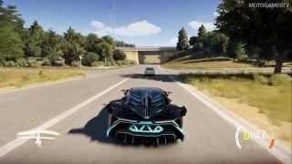 Forza Horizon 2 (XOne) - Lamborghini Veneno Gameplay