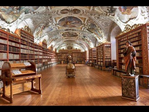 Strahov Monastery and Library