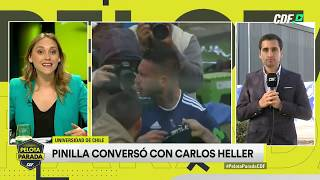 ¿Será posible? Mauricio Pinilla podría retornar a la U