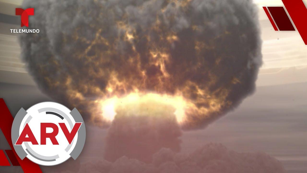 Bombas Atómicas: 5 cosas que debes saber | Al Rojo Vivo | Telemundo