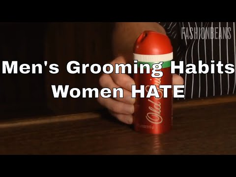 Men's Grooming Habits That Women Hate
