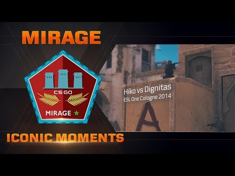 CS:GO - The Most Iconic Major Moments on Mirage