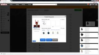 [ 025 ] ROBLOX Trading Series