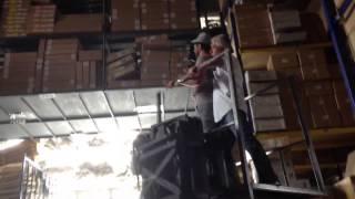 Forklift İle Crane Nasıl Yapılır:)
