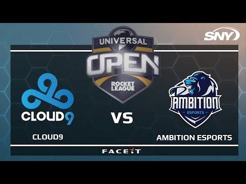 CLOUD9 vs AMBITION ESPORTS - Universal Open Rocket League