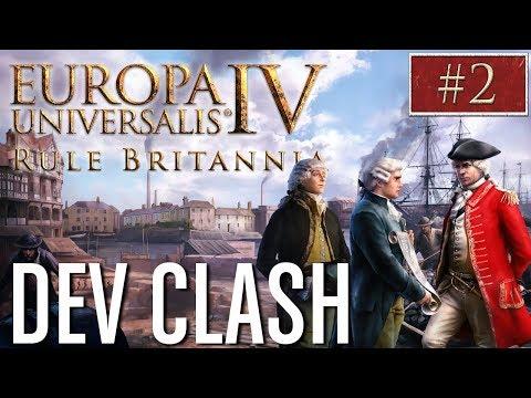 EU4 - Paradox Dev Clash - Episode 2 - Rule Britannia
