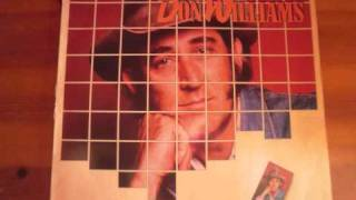 Watch Don Williams Where The Arkansas River Leaves Oklahoma video