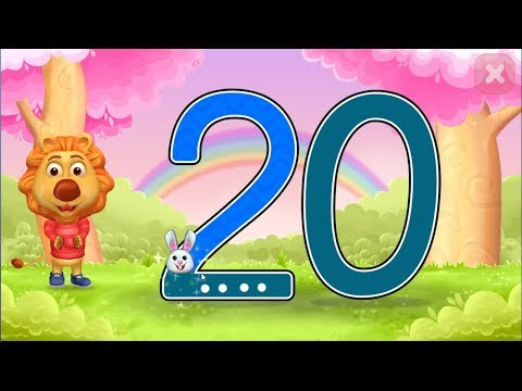 Learn How to Write Number and Counting 1 to 20