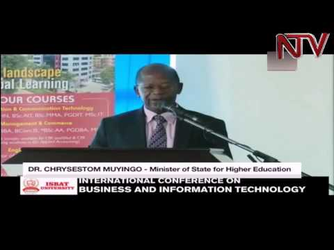 ISBAT Conference: Minister urges youths to embrace technology for trade and commerce