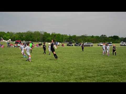 WCSA BU11 vs Club Ohio   05 13 2018 State Cup