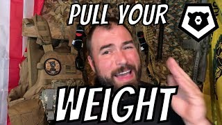 Pull Your Weight - an SHTF Prepper Dissertation