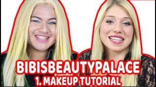 BIBI's ERSTES Makeup Tutorial NACHSCHMINKEN!