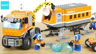レゴ シティ アイスベーストラック 60035 /LEGO CITY, LEGO City Arctic Outpost 60035