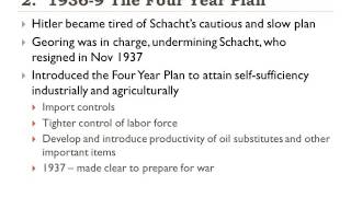 17 National Socialism and the Economy part 2