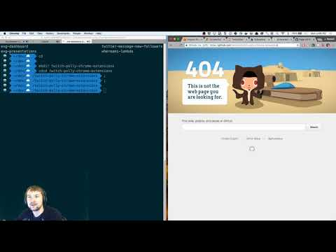 Live Coding with AWS | Reading Web Pages with Amazon Polly & Chrome Extensions