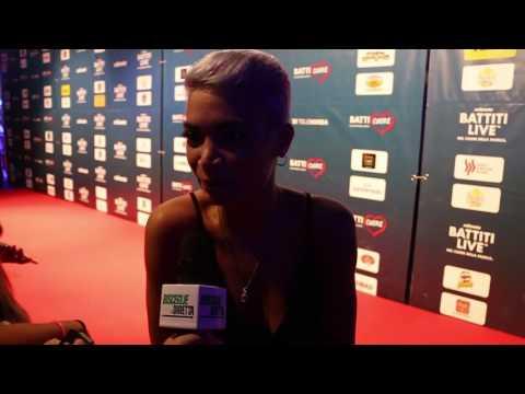 Battiti Live 2016, intervista a Elodie | Bisceglie in Diretta