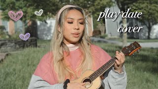 melanie martinez - play date (clean cover) | i guess i'm just a playdate to you | tik tok series