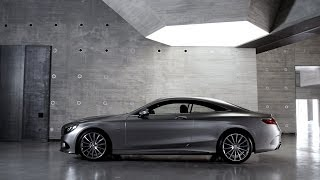 Mercedes-Benz TV: The new S-Class Coupé.