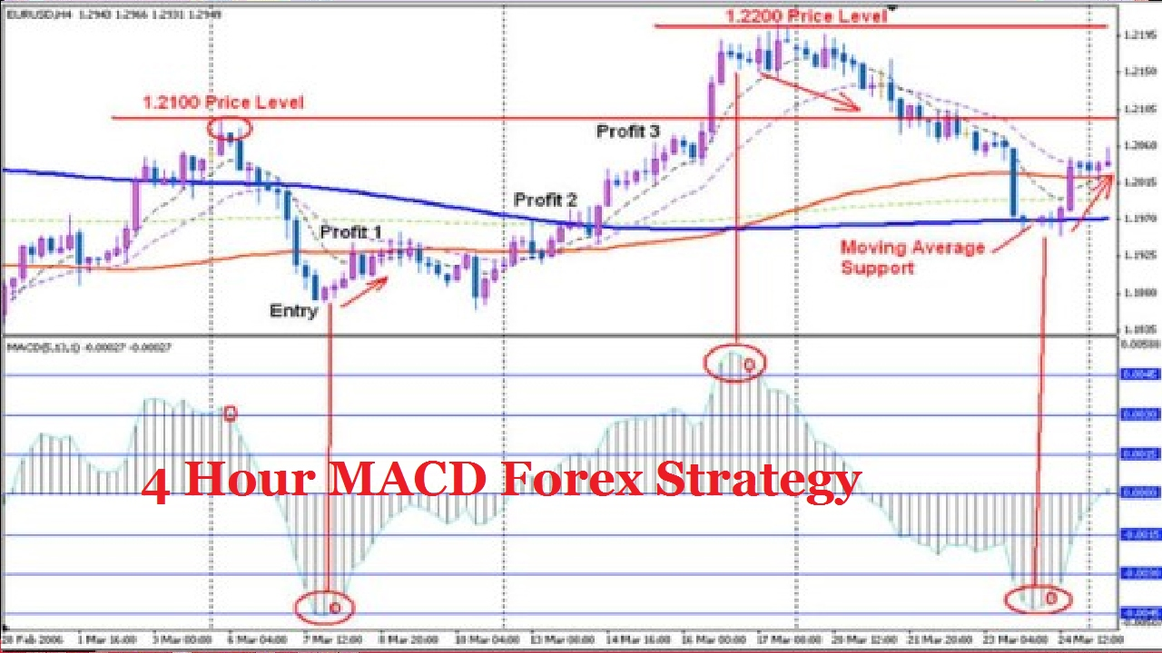 4 hour macd settings for forex caisse populaire desjardins investments for kids