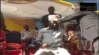 SEE RAILA ATTACK RUTO!!FORGET 2022 KIKUYU DEBT!RAILA WAS MEETING KIKUYU ELDERS IN BONDO