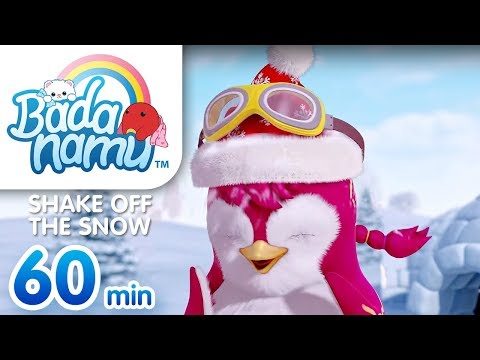 Shake Off the Snow | Badanamu Compilation
