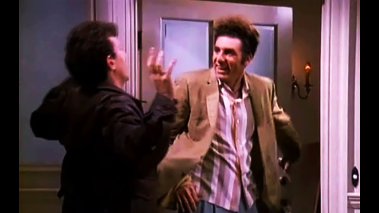 Download Kramer On Mad About You | S01E08 | The Apartment