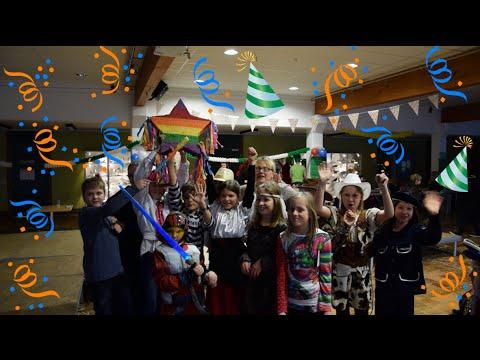 ElliOnline: Faschingsparty an der Elisabethschule