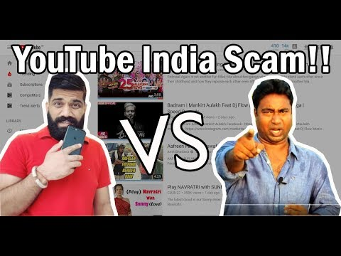 "Exposing YOUTUBE INDIA Trending page, Supporting ""My Smart Support"" channel - Real Eyes"