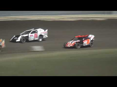 Shiverfest 2016 Sport Mod C-Main Lee County Speedway 10/29/16
