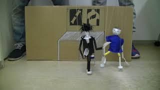 チョコレートプラネット 人形劇 氷室病院