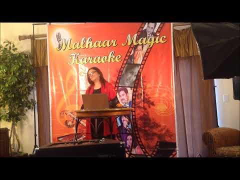Malhaar Magic Karaoke Group - Chhodo Sanam Kaahe Kaa Gam Performed by Roopa