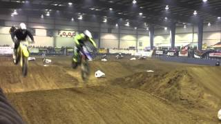 Download Video Summit Indoors MX 450A Main - No Music Just Bikes MP3 3GP MP4